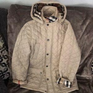 Kids Burberry Jacket